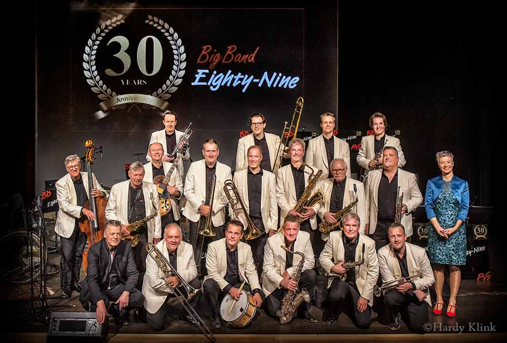 Big Band 89 live - Nice work if you can get it