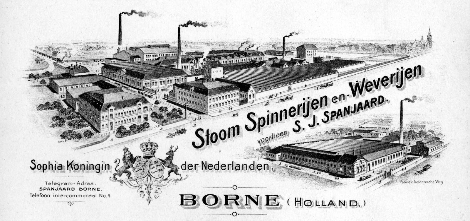 Historisch Informatie Punt Borne - snuffelen in het verleden van Borne
