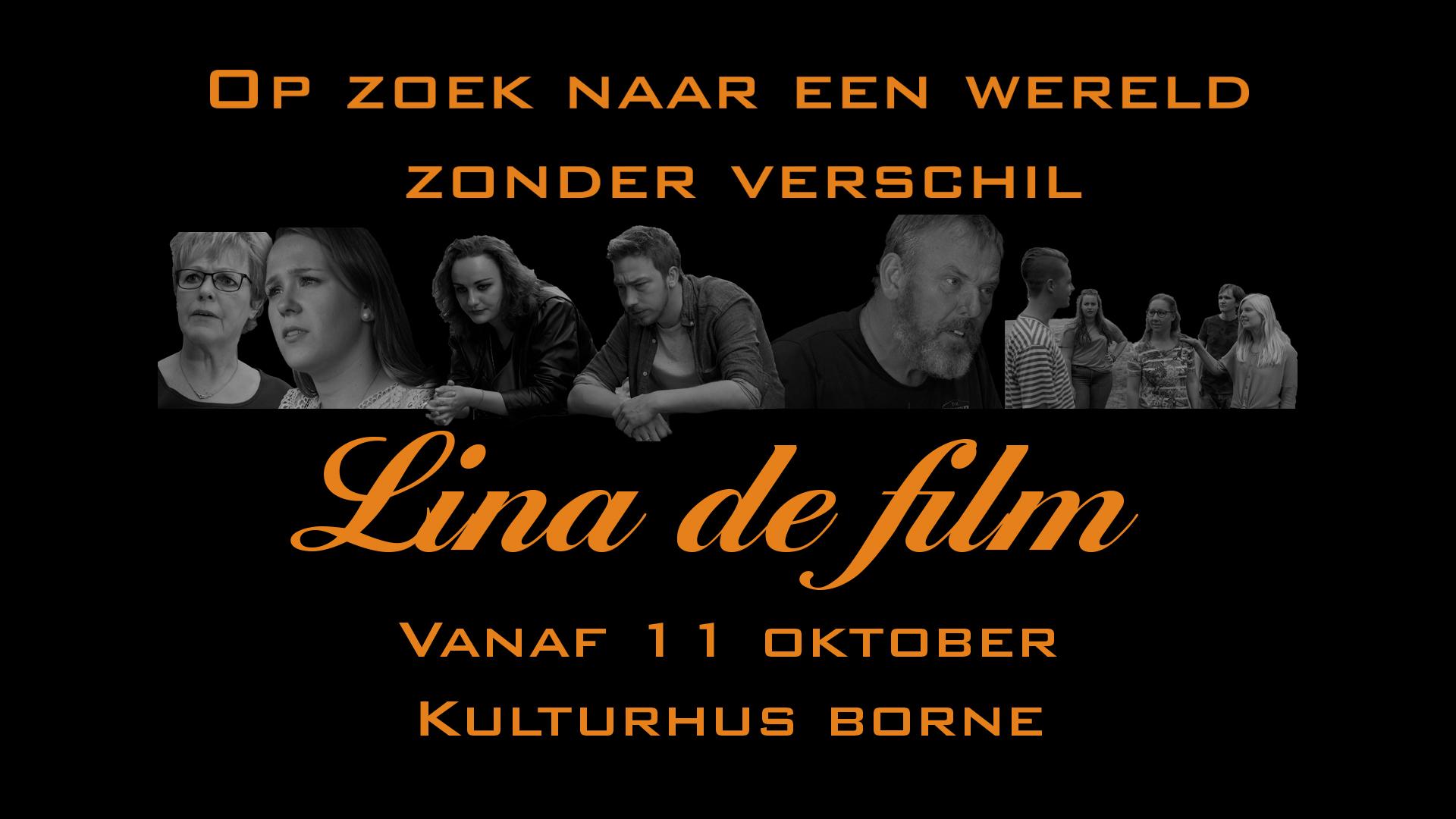 Filmtrailer LINA - 12+